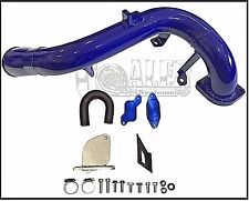 EGR Delete Kit & Intake Elbow Tube for 2007.5-2010 Chevy GMC 6.6 L Duramax LMM