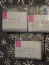 Easter led string lights battery operated Easter egg