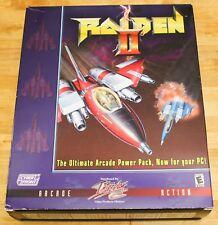 RAIDEN 2 II - PC - CAJA GRANDE DE CARTON
