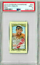 2013 Goodwin Champions 92 Michael Phelps Mini PSA 9