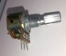 Potentiometer Pot 10k ohms 16mm Variable Resistor Lin Linear with Switch NEW
