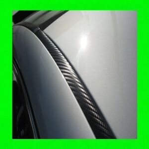 CARBON FIBER ROOF TRIM MOLDING FOR INFINITI MODELS 2PC W/5YR WARRANTY 2