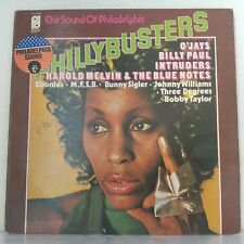 "Various – Phillybusters (The Sound Of Philadelphia) (Vinyl 12"", LP, Compilatio)"