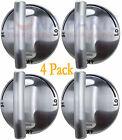 4 Pack Surface Burner Knob for Jenn Air, AP5668987, PS2375871, 7733P410-60 photo
