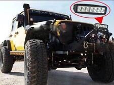 18W 6inch CREE LED Work Light Bar Spot Beam OffRoad Driving Fog Lamp ATV 4WD