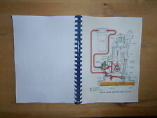 Rolls Royce.B40,B60,B80 Engine.Operating and Maintenance information.