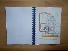 ROLLS Royce.b40, b60, motore b80. le informazioni di funzionamento e di manutenzione.