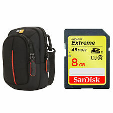 Pro CL1S 8G SDHC card camera bag kit for Canon 500 A1200 A2200 A2400 A3300 A4000