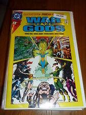 WAR Of The GODS - Vol 1 - No 2  - Date 10/1991 - DC Comics