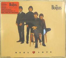 "BEATLES ""REAL LOVE"" cd's 4 tracks Holland mint"