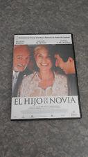 DVD *EL HIJO DE LA NOVIA