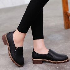2020 New Arrival Women Flat Shoes Oxford Shoes Genuine Leather Shoes