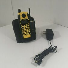 Uniden WX1377 Submersible Cordless Phone & Base New Battery Tested & Working