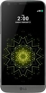 LG G5 32GB H850 Grey (UNLOCKED) BRAND NEW SEALED Smartphone