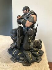 """Gears of War 3 Epic Collector's Limited Edition PVC Statue Marcus Fenix 12"""""""