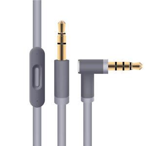 Cable Cord AuxFor Beats Solo Studio 2 3 Pro Detox Wireless Mixr Executive Pill