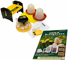 Starter Set con mini-brutmaschine PER 10 uova di gallina @@@ HEKA :1x art. MINI