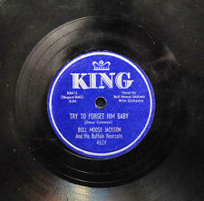 Bull Moose Jackson - Meet Me With Your Black Dress On - King 4634 - 78rpm