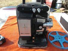 Antique Bell + Howell Lumina 1.2 Auto Load 8 M.M. Film Projector Design # 370