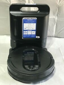 Shark IQ Robot Self Empty Vacuum RV1101ARUS, Home Mapping, Wi-Fi Connected *READ