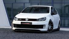 Spoilerlippe für VW Golf 6 GTI ed35 Lippe Frontspoiler Spoiler Diffusor Ansatz 2