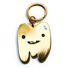 GOLD TOOTH KEYCHAIN BY I HEART GUTS