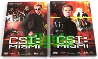 DVD CSI MIAMI C.S.I. TERZA STAGIONE COMPLETA Ep. 1-24 Sei Dischi (2 Cofanetti)