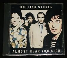 "The Rolling Stones ""Almost Hear You Sigh"" USA Radio Station Promo CD Single !"