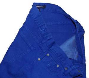 Ralph Lauren Immaculate Indigo Stretch Skinny Fit Designer Jeans 10/12 29W 33L