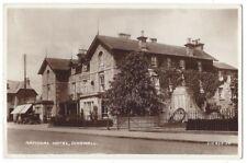DINGWALL National Hotel, RP Postcard by Valentine #212452, Unused