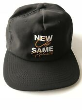 "NEW HBO Hall of Fame BS3 ""New City Same Hustle"" Strapback Baseball Hat Cap (r1)"