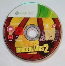 *DISK ONLY* Borderlands 2 Border Lands Microsoft Xbox 360