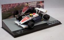 Toleman tg184 Ayrton Senna-p9, Great Britain GP 1984, f1 Autos, Maßstab 1/43
