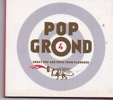 Pop Grond-4  cd album
