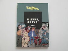 SILENCE ON TUE EO1990 TBE SOKAL RIVIERE
