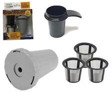 GoldTone Reusable Kit for Keurig. My K-Cup Filter Housing, 3 Filters + Scoop