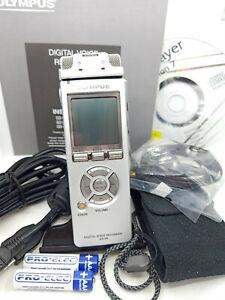 Olympus DS-55 Digital Voice Recorder Dictaphone Dictation Handheld Machine USB