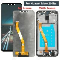 For Huawei Mate 20lite LCD Display Touch Screen Assembly Frame Replace+Tools AA