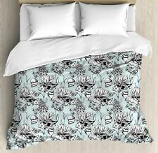 Urban Pattern Duvet Cover Set Twin Queen King Sizes with Pillow Shams