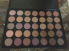 Morphe 35T Taupe Eyeshadow Palette New Auth Makeup Kit NIB Free Shipping $44.99