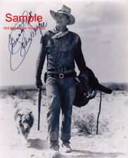 JOHN WAYNE Signed Autographed Reprint Photo #2