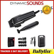 Babyliss For Men 7438AGU Carbon Titanium Hair Clipper 5 Position Taper Control