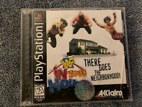 WWF: In Your House (Sony PlayStation 1, 1996) Complete Tested!!!