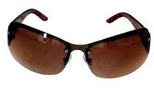 FOSTER GRANT FG2 Mujer CLARO ESTILO Wrap Gafas de sol Marcasita Antiguo Diseño
