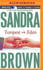 Tempest in Eden by Sandra Brown (2014, MP3 CD, Unabridged)