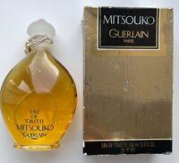 guerlain MITSOUKO EAU DE TOILETTE 100 ML 3.4 FL OZ VINTAGE 1985 YEAR