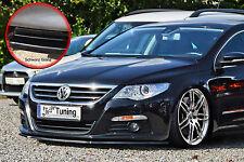 Spoilerschwert Frontspoiler Lippe aus ABS VW Passat CC mit ABE schwarz glänzend