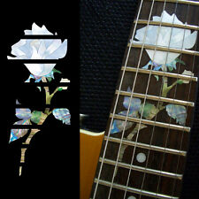 Fret Markers Inlay Sticker Decal For Guitar - Doyle Dykes Single Rose