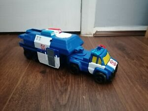 TRANSFORMERS RESCUE BOTS CHASE RIG CAPTURE CLAW FIGURE IN GREAT CONDITION 05