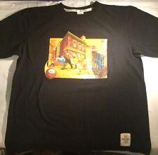 Ecko Unltd T-shirt Graphic Tee. Black. Size XL. #B19